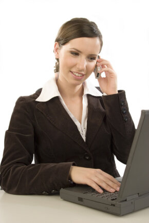 International conference calls allow people spread through geographic regions to communicate.