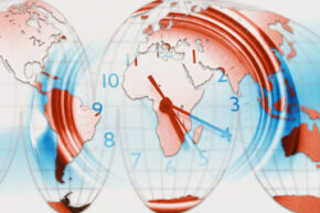 Could the world one day operate on global time?
