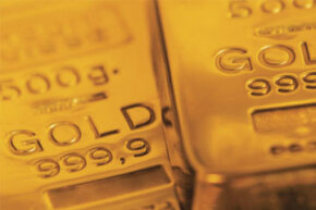Gold bars are sold by reputable gold dealers in many different denominations.