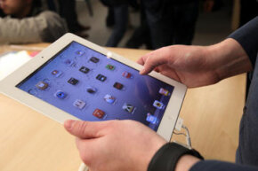 The iPad 2, launched in March 2011, looks much like the original, but there are some very specific changes.