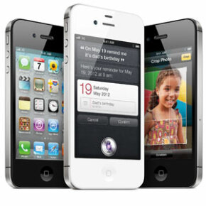 The iPhone 4S looks almost identical to its predecessor, but it contains more processing power.