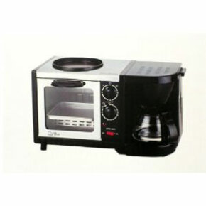 Essential Gadgets Image Gallery A 3-in-1 coffee maker, frying pan and toaster oven: Technological convergence. Kind of. See more pictures of essential gadgets.