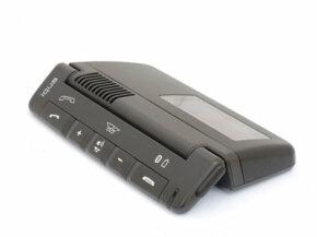 The Iqua VizorSUN hands-free phone kit.
