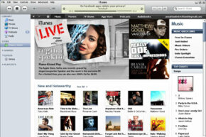 Music is still the heart of the iTunes store.