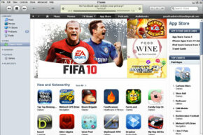 If you own an iPod Touch or iPhone, you may want to check out the app store on iTunes.