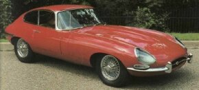 Magazine road testers reported cruising at 155 mph in a Jaguar XKE coupe, impressively fast today, and astounding in the early 1960s.