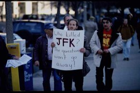 More than fifty years after Kennedy's assasination, people still wonder if there was a conspiracy.