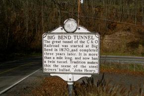 The ballad and folktale of John Henry, the tireless railroad worker, is the stuff of American legend.
