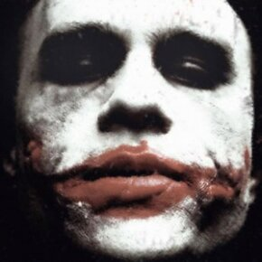 """Heath Ledger's last role was the Joker in """"The Dark Knight"""". He died before the movie was released."""