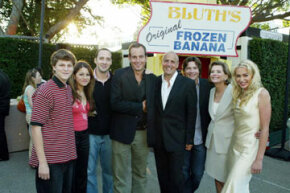 "The cast members of ""Arrested Development"" went their separate ways when the show was cancelled after three seasons, despite attempts by fans to keep it on the air."