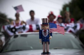 You may, at some point, need to tell your kid that Uncle Sam is not, in fact, a real person.