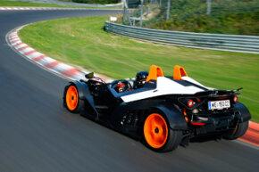The KTM X-Bow R