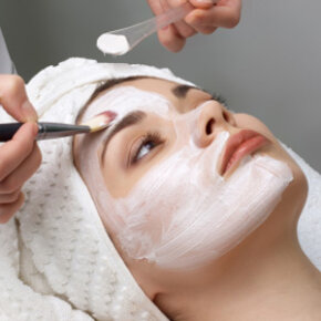 Lactic acid products are known for being gentle on the skin. See more pictures of getting beautiful skin.
