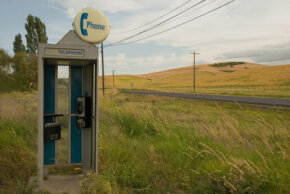 Pay phones are becoming few and far between, and landlines may soon follow. See more cell phone pictures.