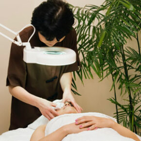 People hoping to fight signs of aging might consider laser resurfacing to give their skin a younger, smoother look. See more getting beautiful skin pictures.