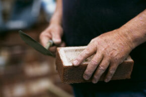 Is bricklaying something the average homeowner can do? Want to learn more? Check out these home construction pictures!