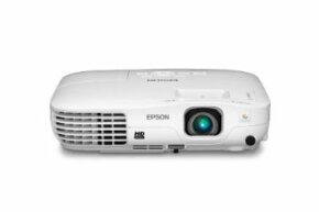 A typical 3LCD projector