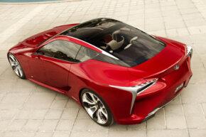 The Lexus LF-LC Concept