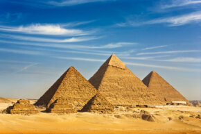 "Next stop on the ""energy highway""? The Pyramids of Giza!"