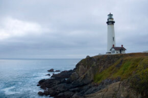 Image Gallery: Lighthouses A lighthouse is a tower and beacon with a long history. See more pictures of lighthouses.