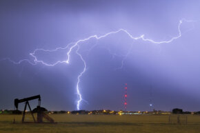 We forget just how threatening lightning actually is, but one hit could cause long-term damage.