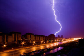 To avoid being struck by lightning, always seek shelter during an active electrical storm.