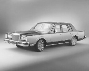 The 1980 Lincoln Town Car was a harbinger of the success Lincoln would enjoy throughout the decade.