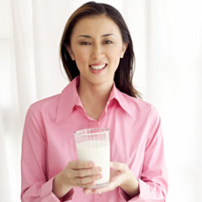 Could something as simple as the lactose in this glass of milk cause body odor? See more men's health pictures.