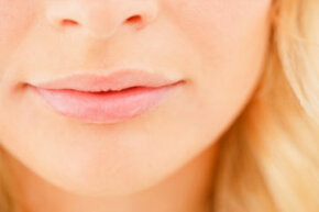 Getting Beautiful Skin Image Gallery Receptor cells in the lips make them among the most sensitive parts of the body. See more getting beautiful skin pictures.