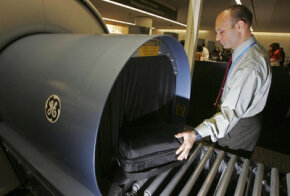 The Department of Homeland Security hopes LEXID and related technologies will improve current airport scanners.