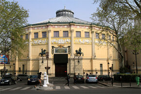The Cirque d'Hiver in Paris is the world's oldest continually operating circus venue. It opened in 1852.