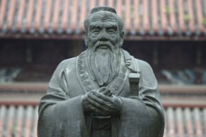 The longest complete family tree belongs to Chinese philosopher Confucius.