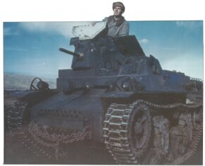 The M-3 Stuart Light Tank was 'a honey of a tank' that first saw battle in North Africa in July 1941 with British forces.
