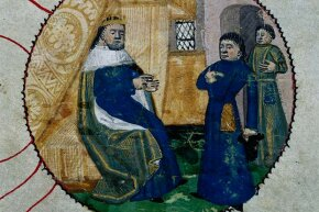 Charles VI of France was called both 'Charles the Beloved' and 'Charles the Mad.'