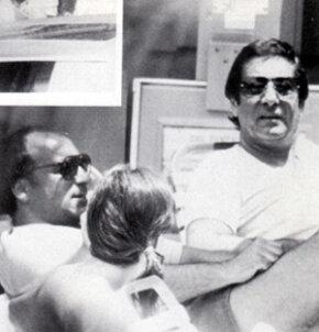 """Donnie Brasco and """"Sonny Black"""" Napolitano"""
