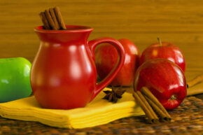 Want apple cider on hand all winter? Make your own. See more pictures of apples.