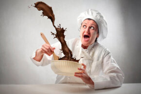 Ever fancied yourself a chocolate maker? This could be you. See pictures of unusual chocolate products.