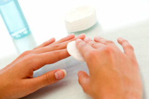 Learn how to make your own nail care products.