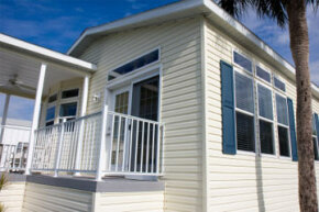 Manufactured homes cost 10 to 35 percent less per square foot to build than site-built homes