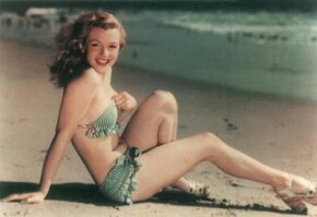 Always on the lookout for fresh, new faces, Hollywood executives regularly perused pinup magazines. By 1946, Norma Jeane had attracted the attention of no less a movie mogul than Howard Hughes.