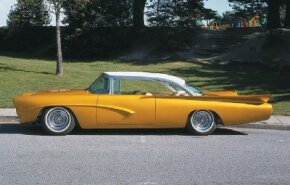 Bill Cushenbery's custom car, the Marquis, is a shining example of a 1960s custom built mostly from one-of-a-kind fabricated pieces instead of repurposed old auto parts. See more custom car pictures.