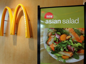 McDonald's prides itself on changing with the times. After suffering harsh criticism, the chain revised its menu to offer healthier options.