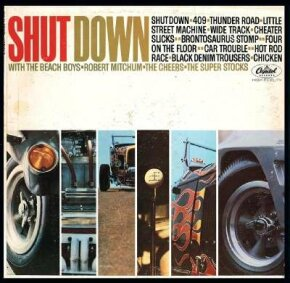 This compilation album from Capitol Records featured the McMullen Deuce on the cover.