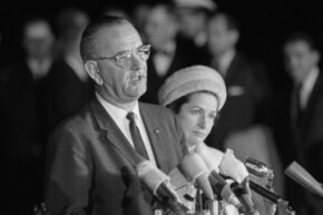 President Lyndon B. Johnson established a government-run health program in 1965 under the Social Security Act.