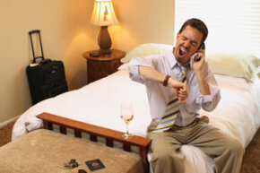 People experiencing jet lag may turn to melatonin to reset their internal clock.