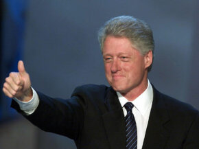 President Bill Clinton signed the Congressional Review Act of 1996, which allows Congress to speedily repeal midnight regulation.
