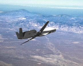 Northrop Grumman RQ-4A Global Hawk