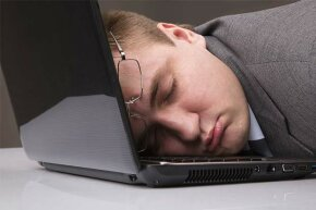 Sleeping on the job is not a given for millennials -- they usually want to work hard.