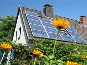 Some solar companies, like SunPower, offer iPhone or Web-based applications that provide graphs and charts that break down your solar panels' energy production.