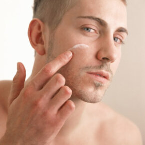 man's skin may be tougher than a woman's, but it's also oilier. See more personal hygiene pictures.
